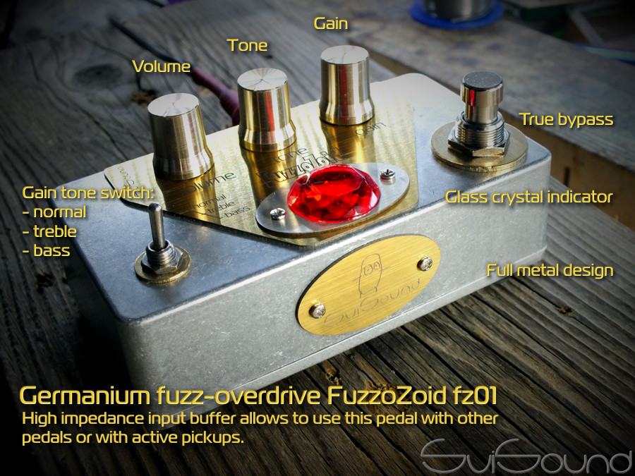 germanium fuzz