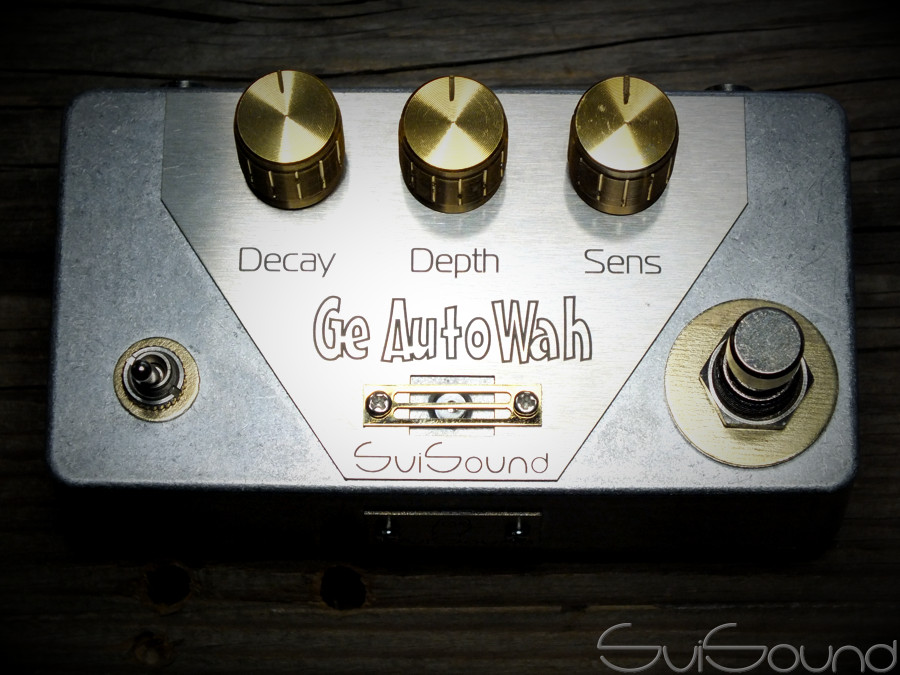 germanium auto wah