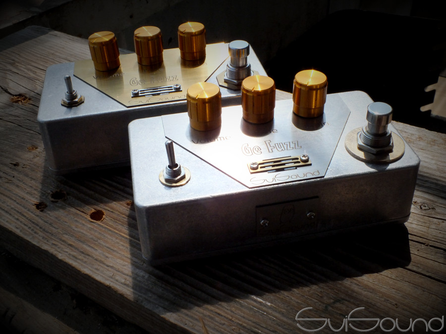 germanium fuzz overdrive