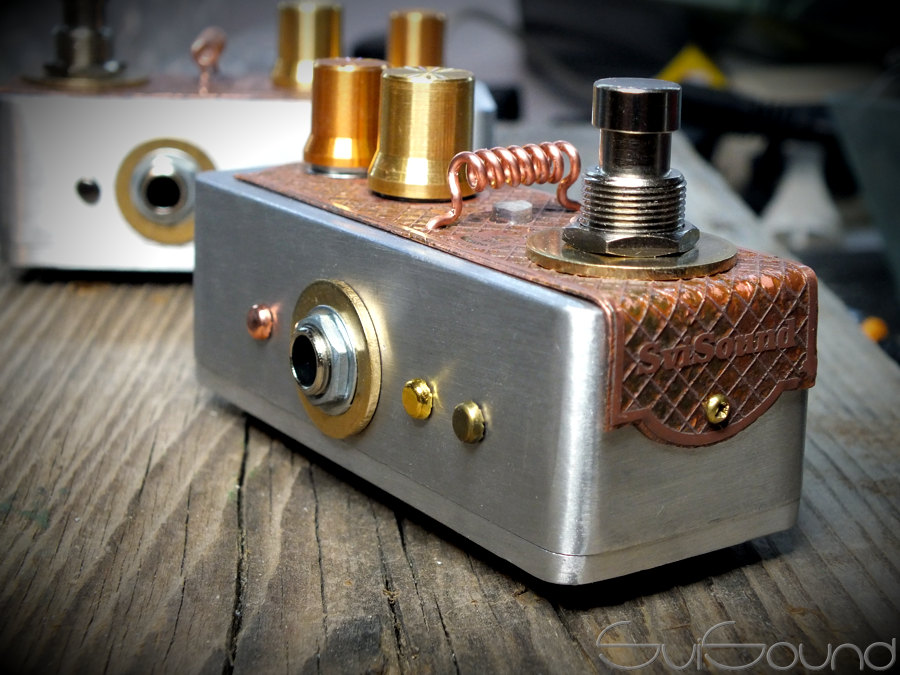 rare germanium fuzz