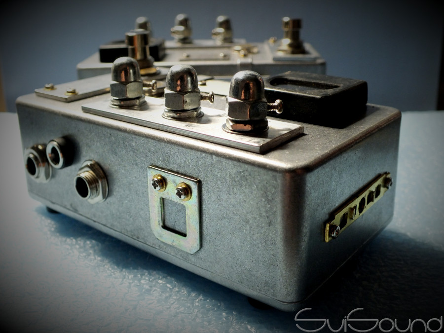 industrial punk fuzz