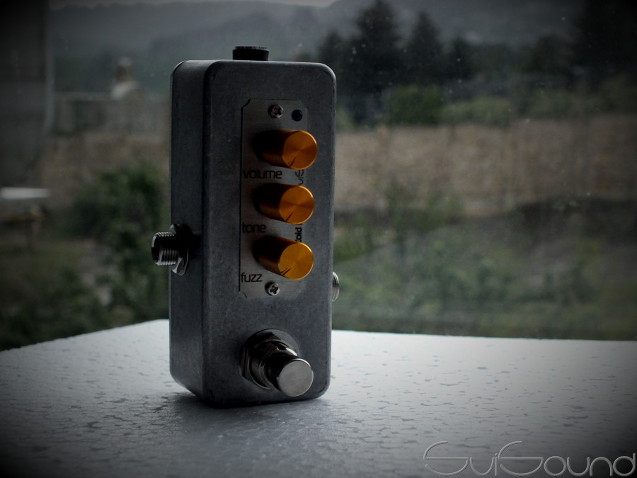 mosfet overdrive
