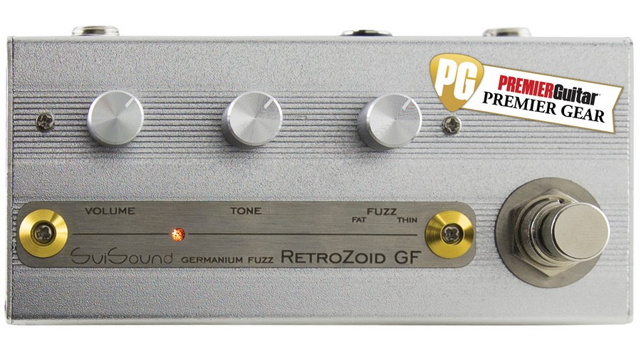 germanium fuzz RetroZoid-GF