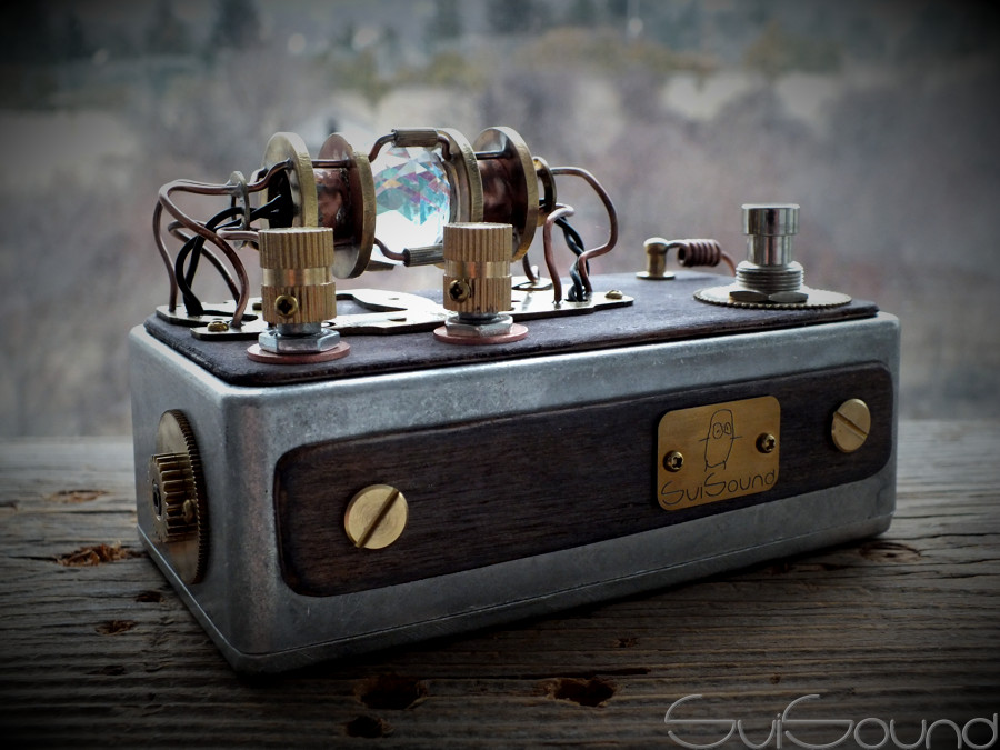 steampunk tremolo