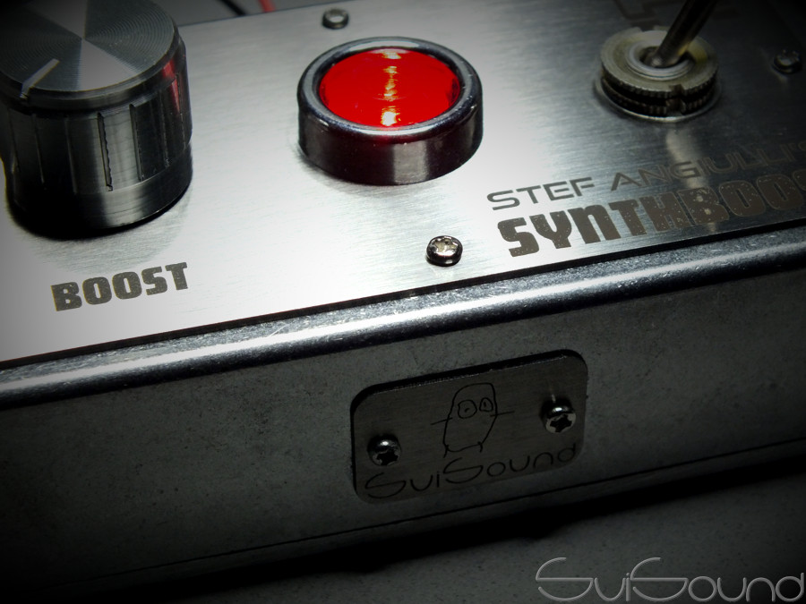 stereo booster