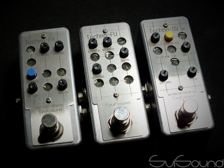 germanium overdrive