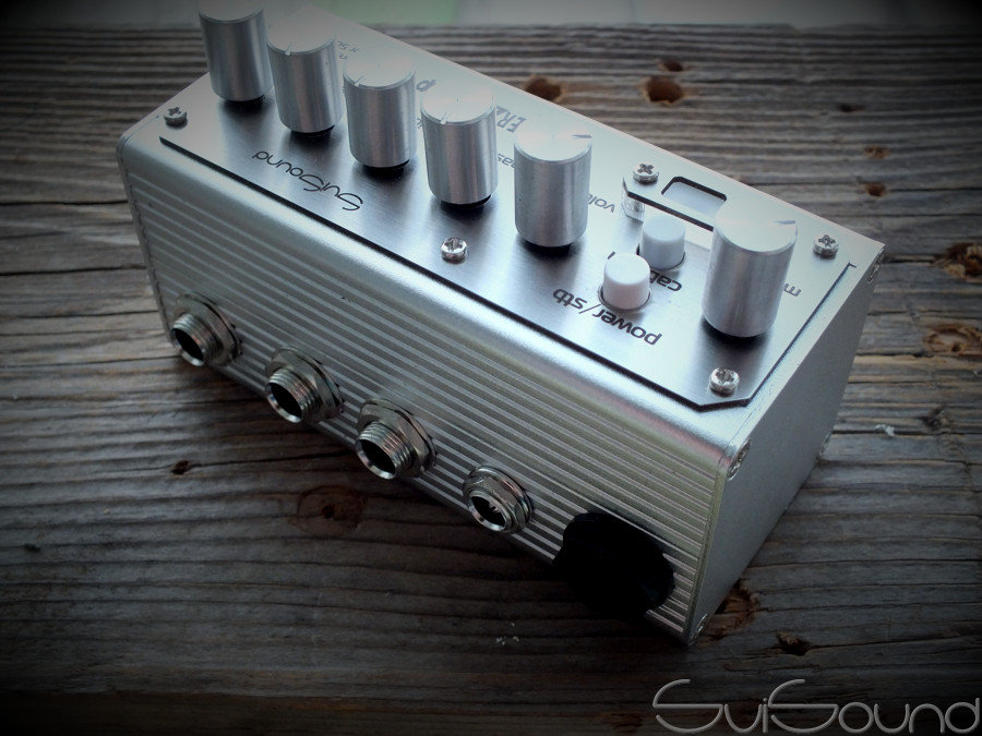 pedalboard amplifier